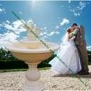 Szökőkút esküvőkre vagy nászajándéknak