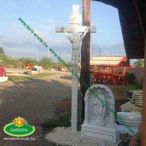 Eladó Jézus a kereszten szobor oltár
