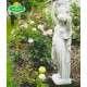 Kerti szobor amforás vízköpő