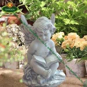 Kültéri szobor angyal