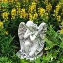 Angyalszárny szobor