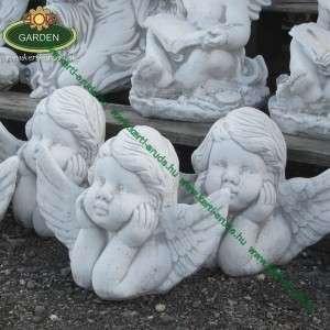 Karácsonyi dekoráció angyal