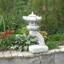 Japán kerti lámpás kicsi