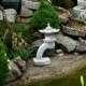 Japán kerti lámpás