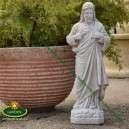 Jézus szobor nagy méretű