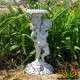 Kaspó tartó szobor