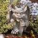 Sárkány kobold kerti figura