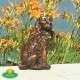 eladó spániel szobor