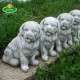 kutya szobor