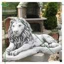 Kőoroszlán szobor
