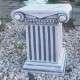 Görög kerti oszlopok kőből