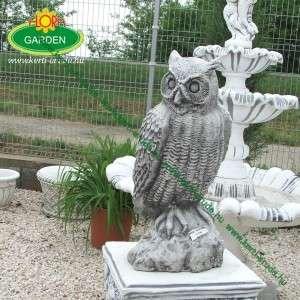 Bagoly szobor