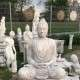 Buddha szobor zen kertekbe