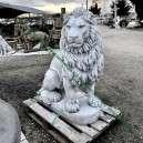 Oroszlán szobor eladó