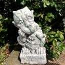 Troll figurák kőből