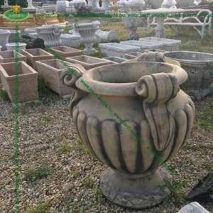 Nagy ültető váza kaspó