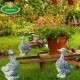 eladó kerti dísz kacsa figura