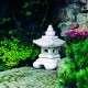 Kinai kerti lámpás