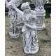 Római nő szobor 92cm