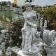 Római nő szobor