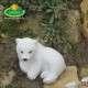 jegesmedvék gyerekeknek a kertbe