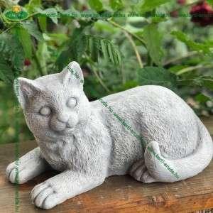 Macska cica szobor