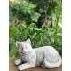 eladó macska szobrok