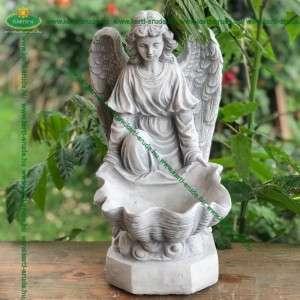 Temető szobor angyal