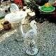 kerti dekoráció golya