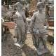 férfi szobor