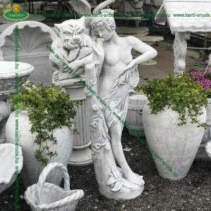 Női szobor különlegesség 120cm