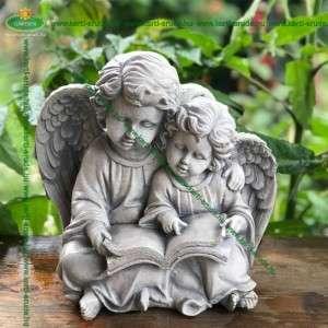 Műkő angyalok szobor