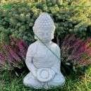 Buddha szobor mécsestartó
