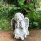 angyalka szobor