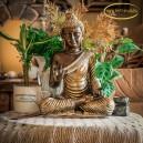 Áldó Buddha szobor