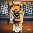 szerencsehozó Buddha