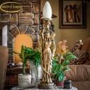 egyiptomi lámpa