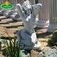 Sellő szobor kerti dísz