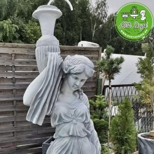 Mona vízhordó nő szobor 180cm