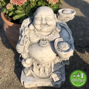 Zsákos buddha szobor