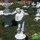 kerti dísz szobrok