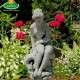 Kerti szobor vízköpő