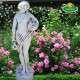 szobor kancsos nő