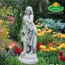 Nöi szobor kulacsos