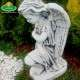 Nagy angyal szobor