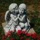Különleges karácsonyi dekoráció angyalok