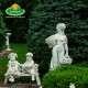 kerti dekorációs szobrok