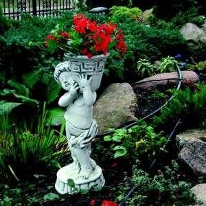 Vázás kisfiú vízköpő