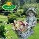 kerti ajándéktárgy