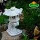 eladó kerti kő lámpás